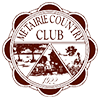 Metairie Country Club logo